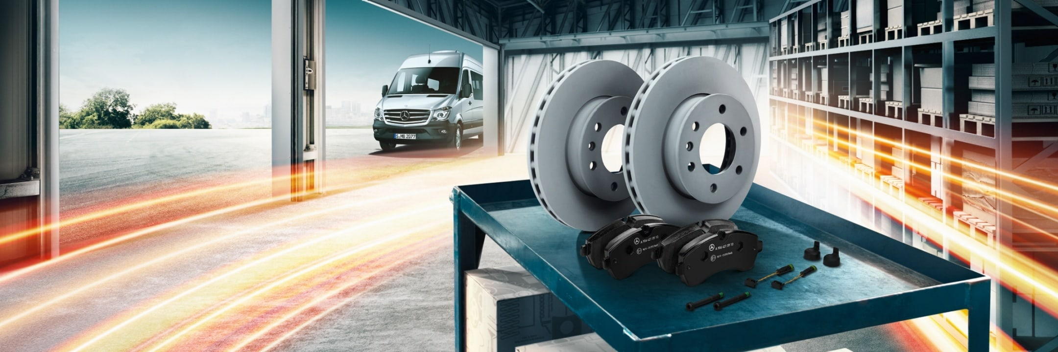Mercedes-Benz GenuineParts, overview