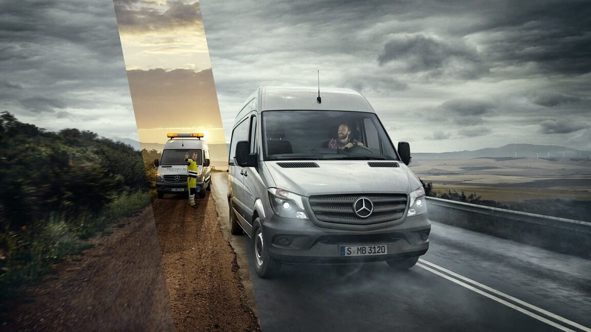 Mercedes-Benz Service24h and MobiloVan