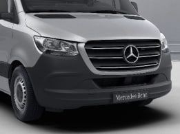 Sprinter Chassis Cab, chrome-plated radiator grille