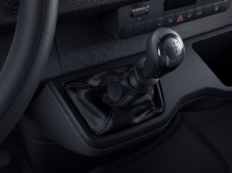 Sprinter Panel Van, 6-speed manual transmission