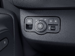 Sprinter Panel Van, electric parking brake