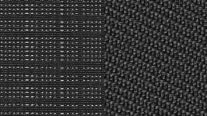 Black Tunja fabric