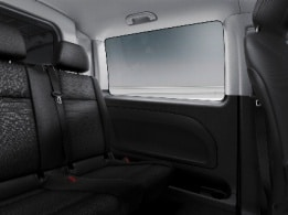 Vito Mixto, Comfort package