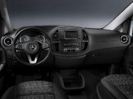 Vito Mixto, Chrome interior package