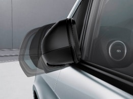 Vito Mixto, exterior mirrors, electrically folding