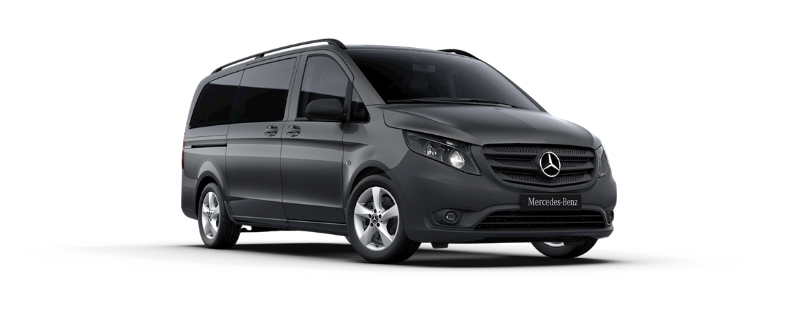 Vito Tourer, graphite grey