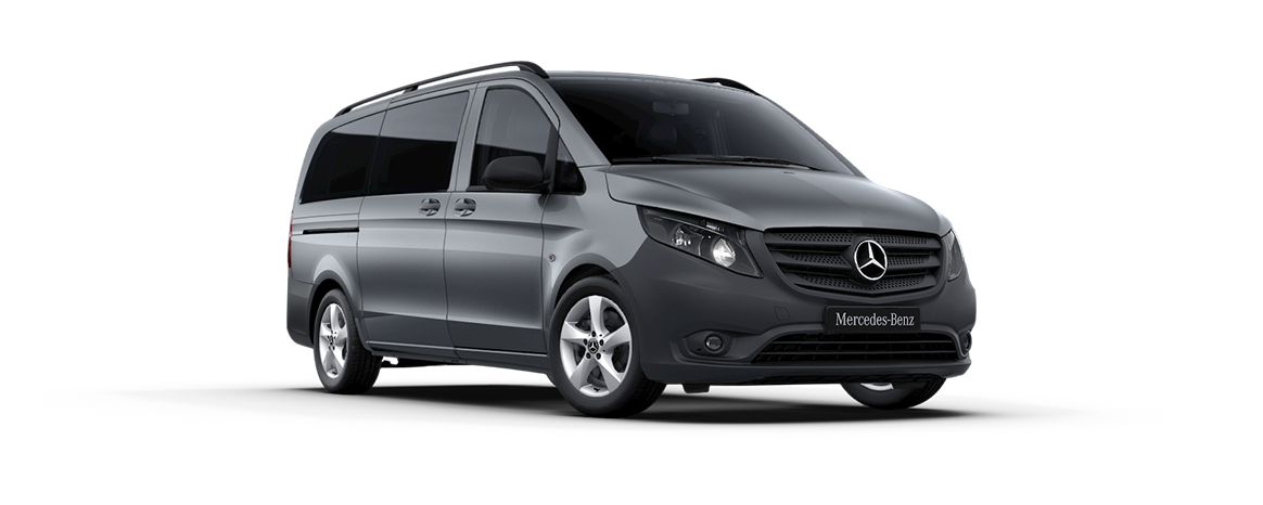 Vito Tourer, selenite grey metallic