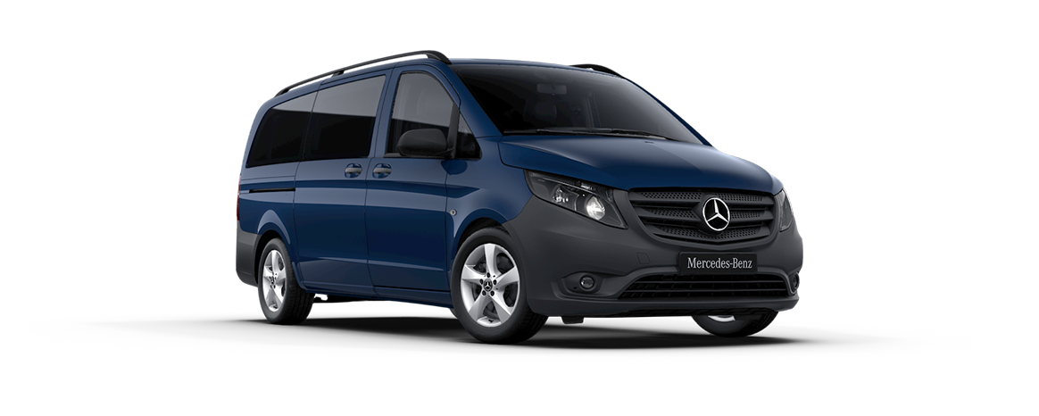 Vito Tourer, steel blue