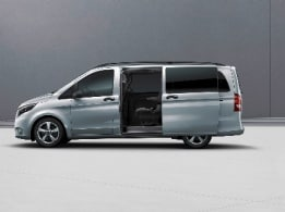 Vito Tourer, sliding door, left